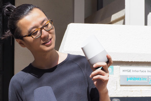 """【会社紹介】スマートスピーカーの鍵は""""エンゲージメント""""にあり!?"""