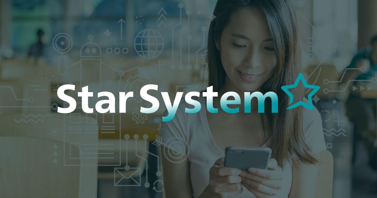 新規事業「Star System」を開始