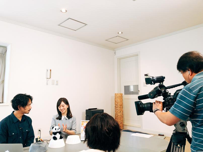 【メディア情報】テレビ東京WBSさん内トレたまコーナーにてご紹介いただきました